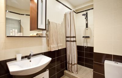Bathroom Moscow Suites Arbat Moscow (Moscow)