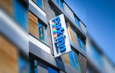 Exterior del hotel Park Inn By Radisson Brussels Midi Brussels (Brussels-Capital Region)