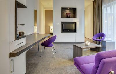 Business-Zimmer Hotel Lumen