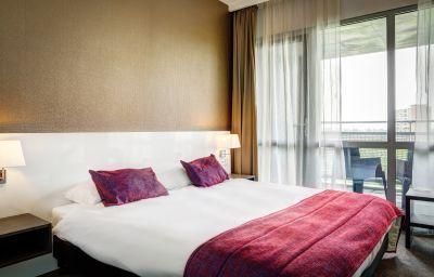 Doppelzimmer Economy Hotel Lumen