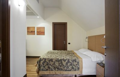 Doubleroom standard NH Milano 2 Residence Segrate (Lombardia)