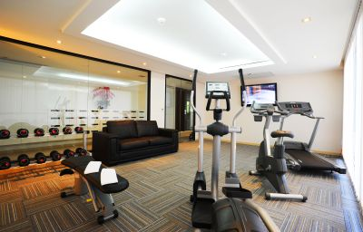 Remise en forme Baan K Residence managed by Bliston Bangkok (Bangkok Metropolitan Region)
