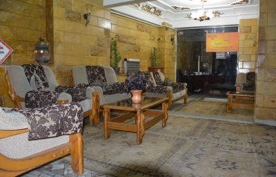 Hall de l'hôtel Bostan Hotel