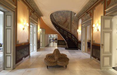 Hall de l'hôtel Sandton Grand Hotel Reylof