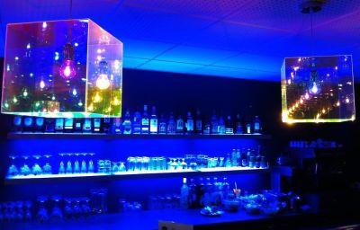 Bar de l'hôtel Best Western Hotel Aquakub