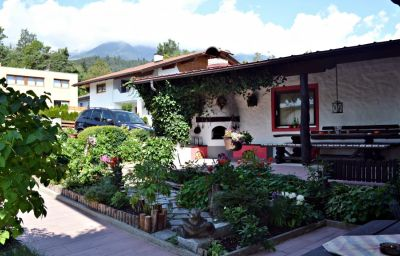 Exterior view Linder Pension Imst (Tyrol)