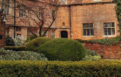 Vue extérieure Castle Bromwich Hall