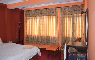 Chambre double (confort) Silver Home Silver Home Kathmandu
