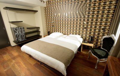 Double room (standard) Saint-Gery