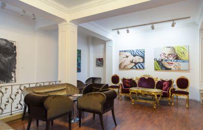 Reception Art Suites Hotel Istanbul (İstanbul)