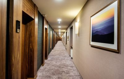 Interior view Hotel Arłamów