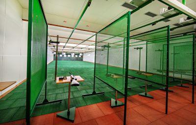 Sports facilities Hotel Arłamów