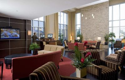 Hall DoubleTree by Hilton Baton Rouge Baton Rouge (District 10, Louisiana)
