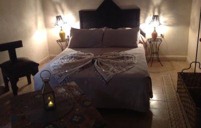 Chambre double (standard) Riad Beldi