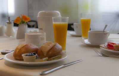 Salle du petit-déjeuner Townhouse