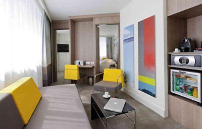 Suite Novotel Lyon Confluence