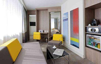 Habitación confort Novotel Lyon Confluence