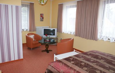 Doppelzimmer Standard Hotel Villa Theresia mit Hallenbad