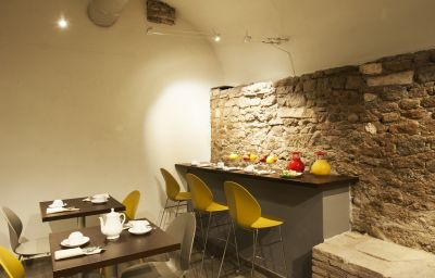 Sala śniadaniowa De Rome