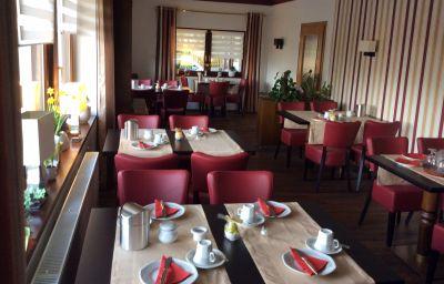 Frühstücksraum Berghaus Sieben