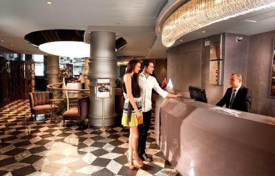 Empfang Opera Hotel Istanbul
