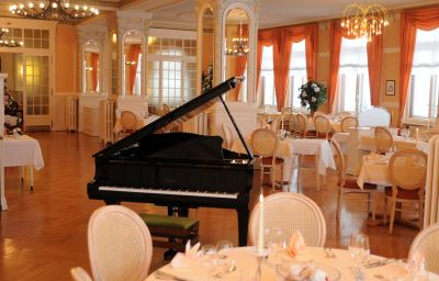 Restaurant Grand Hotel des Rasses