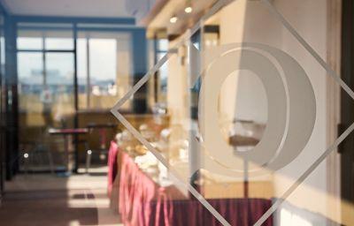 Sala śniadaniowa OC Hotel Villa Adriana