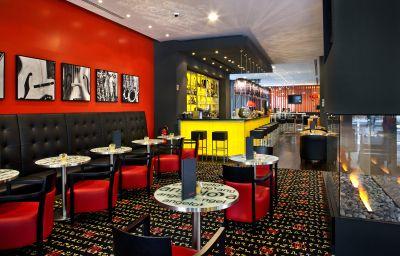 Hotel bar angelo by Vienna House Munich Westpark
