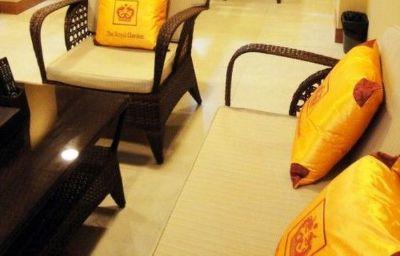 Sala spa/fitness The Royal Garden Hotel