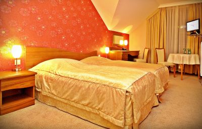 Double room (standard) Hotel Fajkier Wellness & Spa