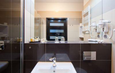 Bathroom High Tower Apartamenty Szczecin
