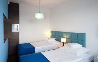 Double room (superior) High Tower Apartamenty Szczecin