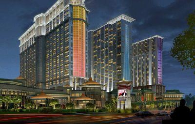 Vue extérieure Conrad Macao Cotai Central