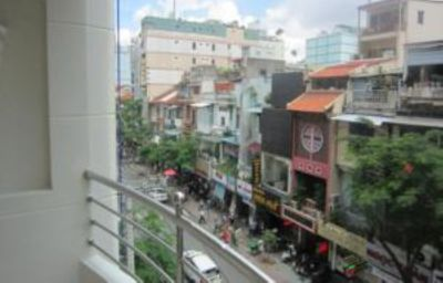 Room with balcony Asian Ruby Luxury Hotel Ho Chi Minh City (Saigon)