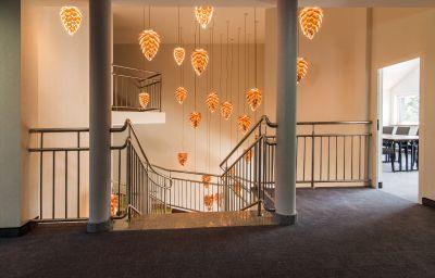 Lobby Mazurski Raj Hotel, Marina&SPA