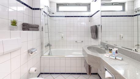 mercure hotel frankfurt airport dreieich - 4 star hotel in, Badezimmer
