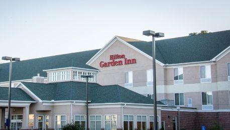 Hilton Garden Inn Elkhart 3 Star Hotel In Elkhart Indiana .