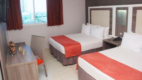 Hotel Bahia Suites   3 Star Hotel In Panama, Panama, Badezimmer