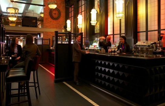 Hotel bar Park Inn By Radisson Belfast