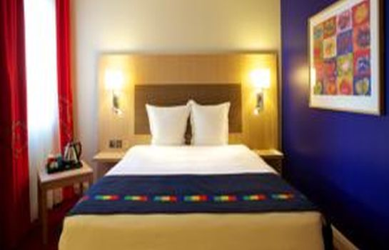 Single room (standard) Park Inn By Radisson Belfast