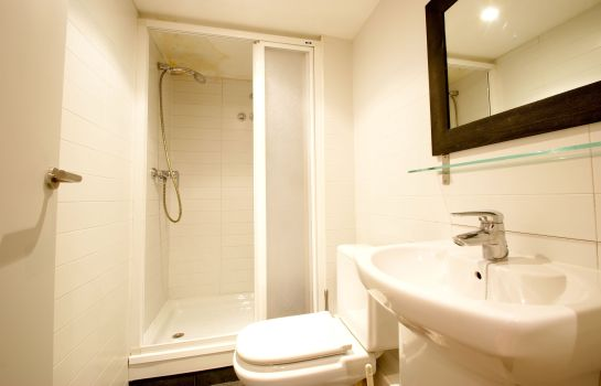 Short bathroom