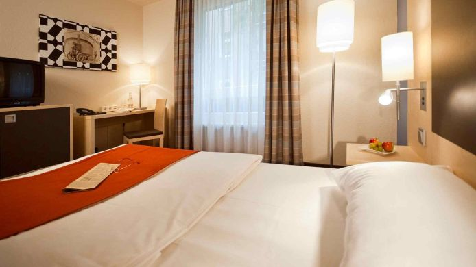 Kamers Mercure Hotel Berlin City West