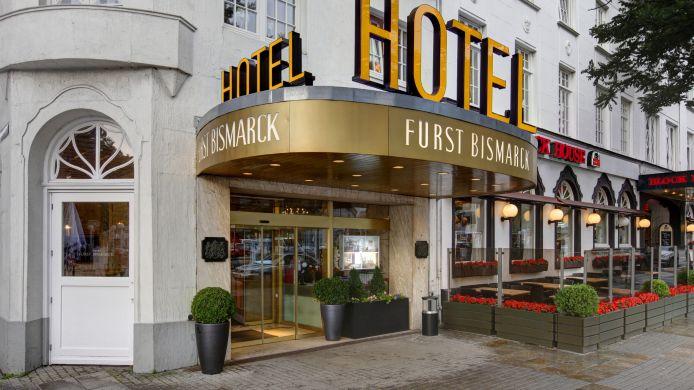 Hamburg Hotel Hrs