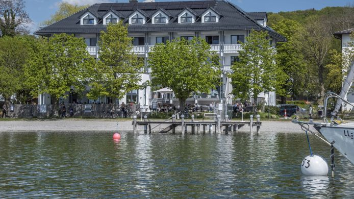 Exterior view Ammersee-Hotel