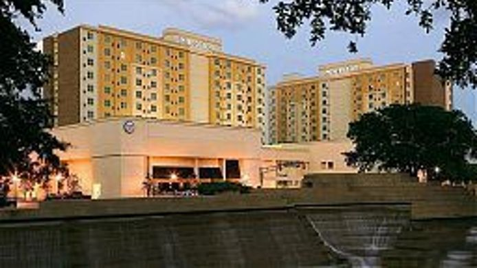 Exterior view Sheraton Fort Worth Downtown Hotel