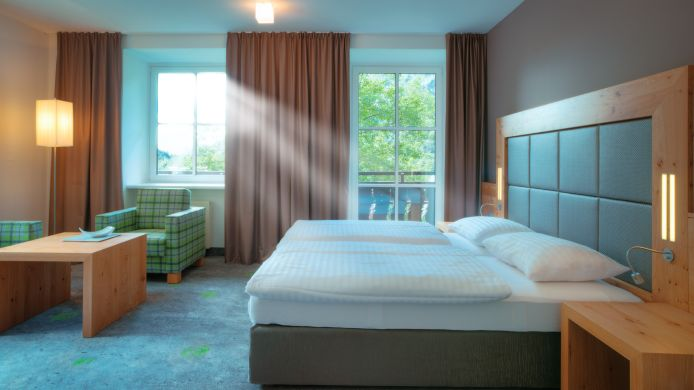 Double room (superior) Hotel Gut Brandlhof 4*S