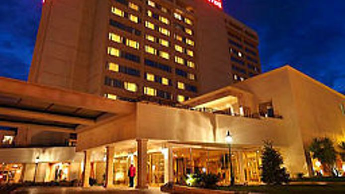 Exterior view Amman Marriott Hotel