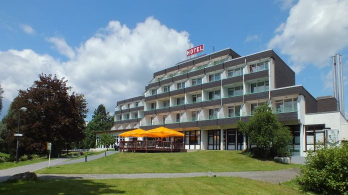 Exterior view Parkhotel