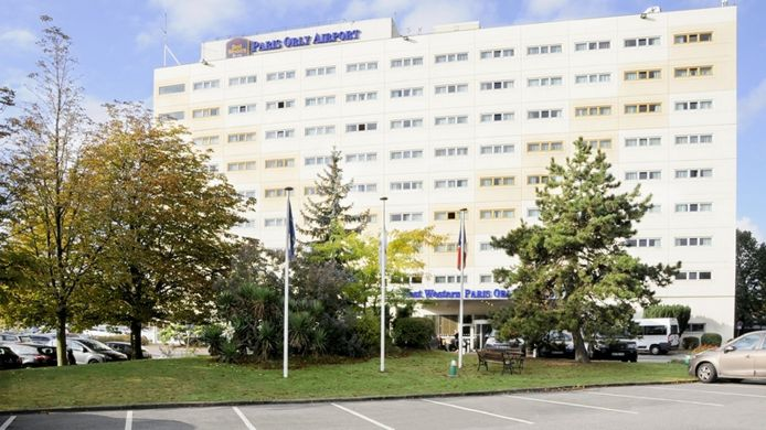 Außenansicht Best Western Plus Paris Orly Airport