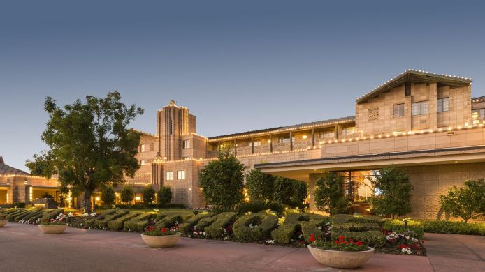 Exterior view Arizona Biltmore A Waldorf Astoria Resort